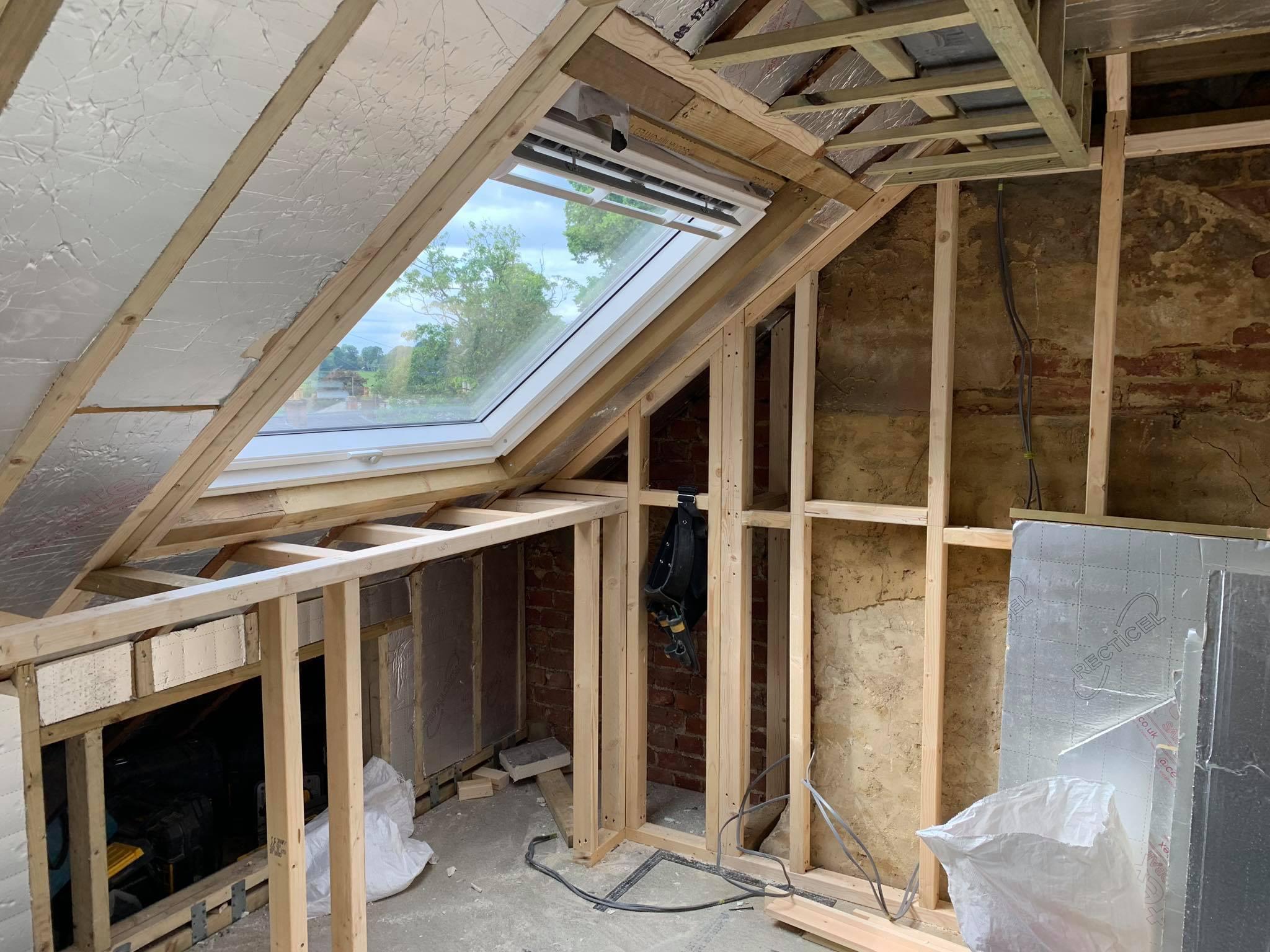 Velux Loft Conversions Basingstoke